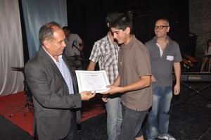 entrega de certificado  escuela de musica cine 2012 19hs 111 (2)